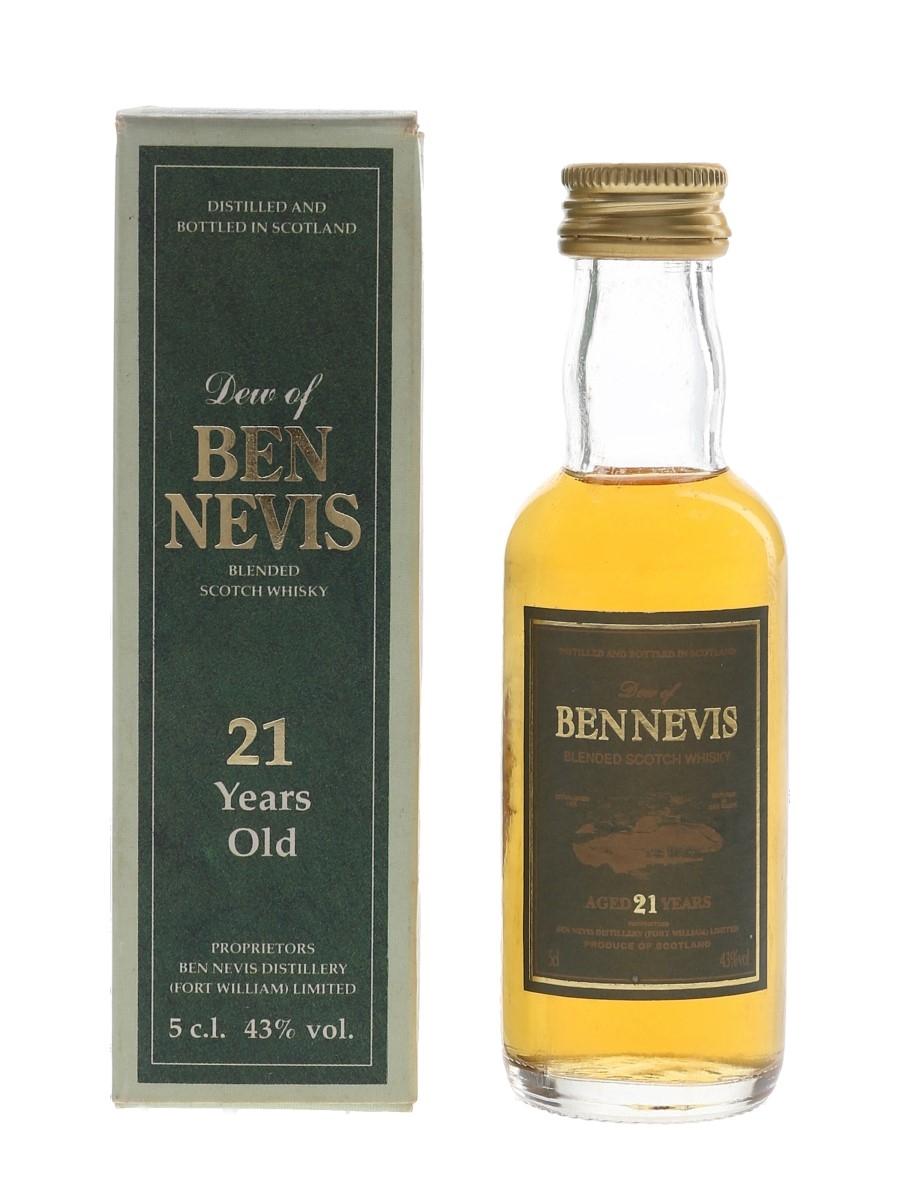 Dew of Ben Nevis 21 Year Old  5cl / 43%