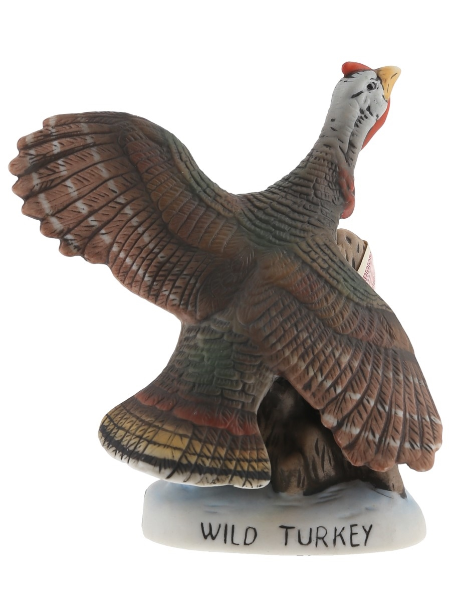 Wild Turkey 8 Year Old 101 Proof Flying Wild Turkey No.1 Decanter 1983 5cl / 50.5%