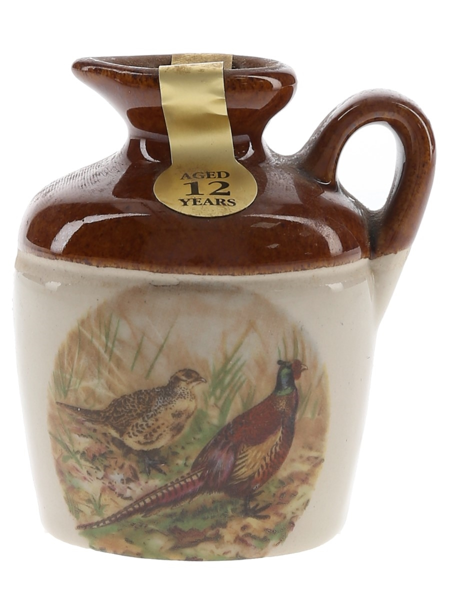 Rutherford's 12 Year Old Ceramic Decanter  5cl / 40%
