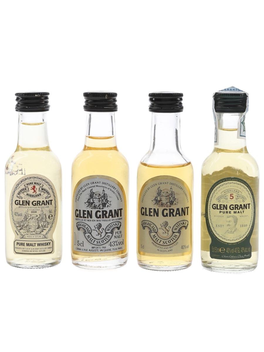 Glen Grant  4 x 5cl / 40%