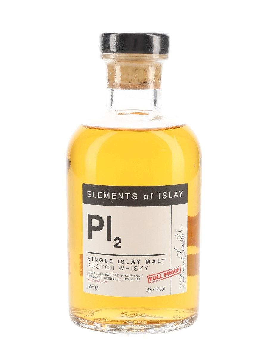 Pl2 Elements Of Islay Speciality Drinks 50cl / 63.4%