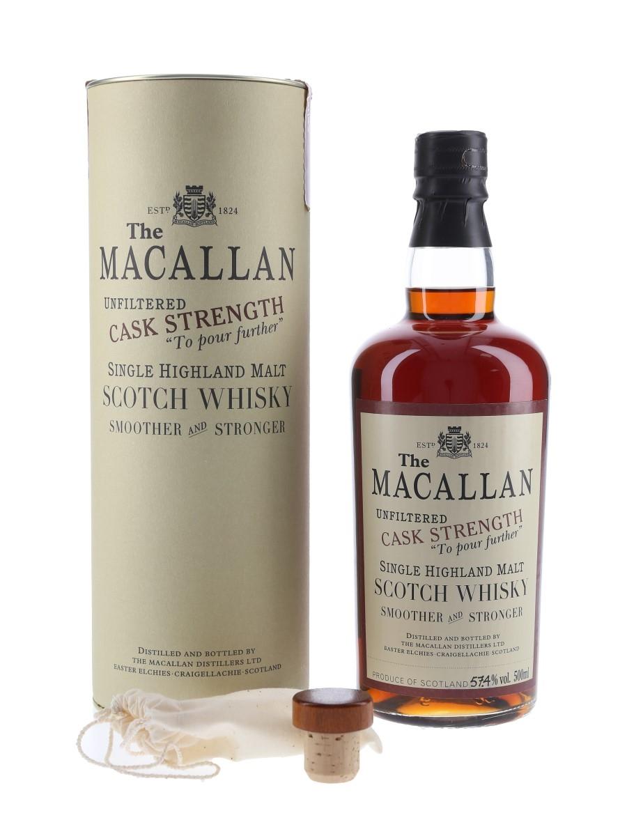Macallan 1990 Cask Strength ESC 4 Sherry Butt #24680 50cl / 57.4%