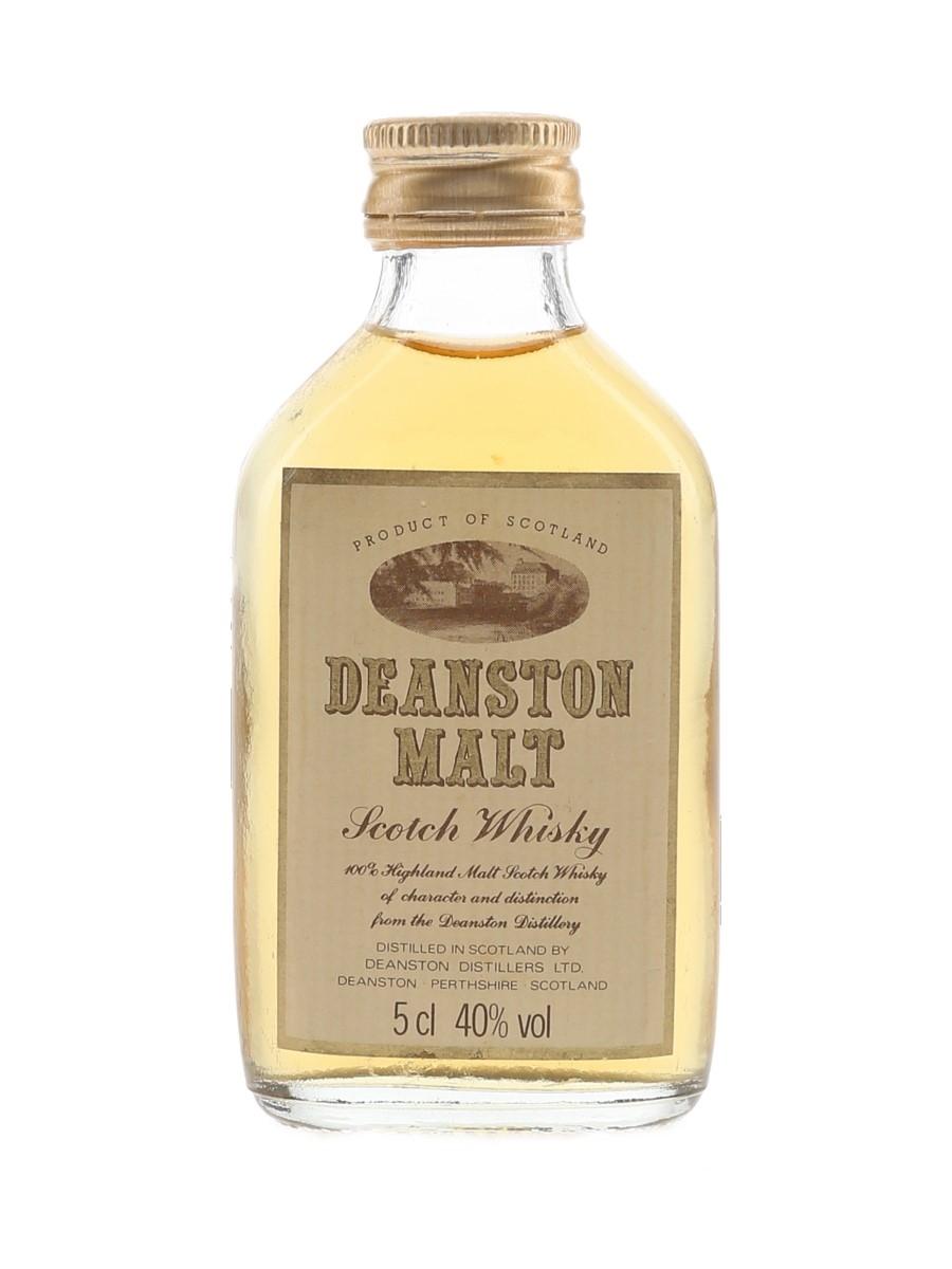 Deanston Malt Bottled 1980s 5cl / 40%