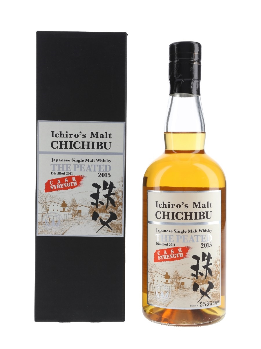 Chichibu 2011 The Peated Cask Strength Bottled 2015 70cl / 62.5%