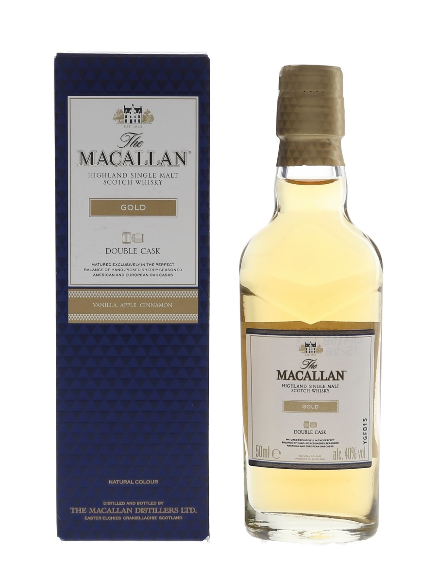Macallan Gold Double Cask  5cl / 40%