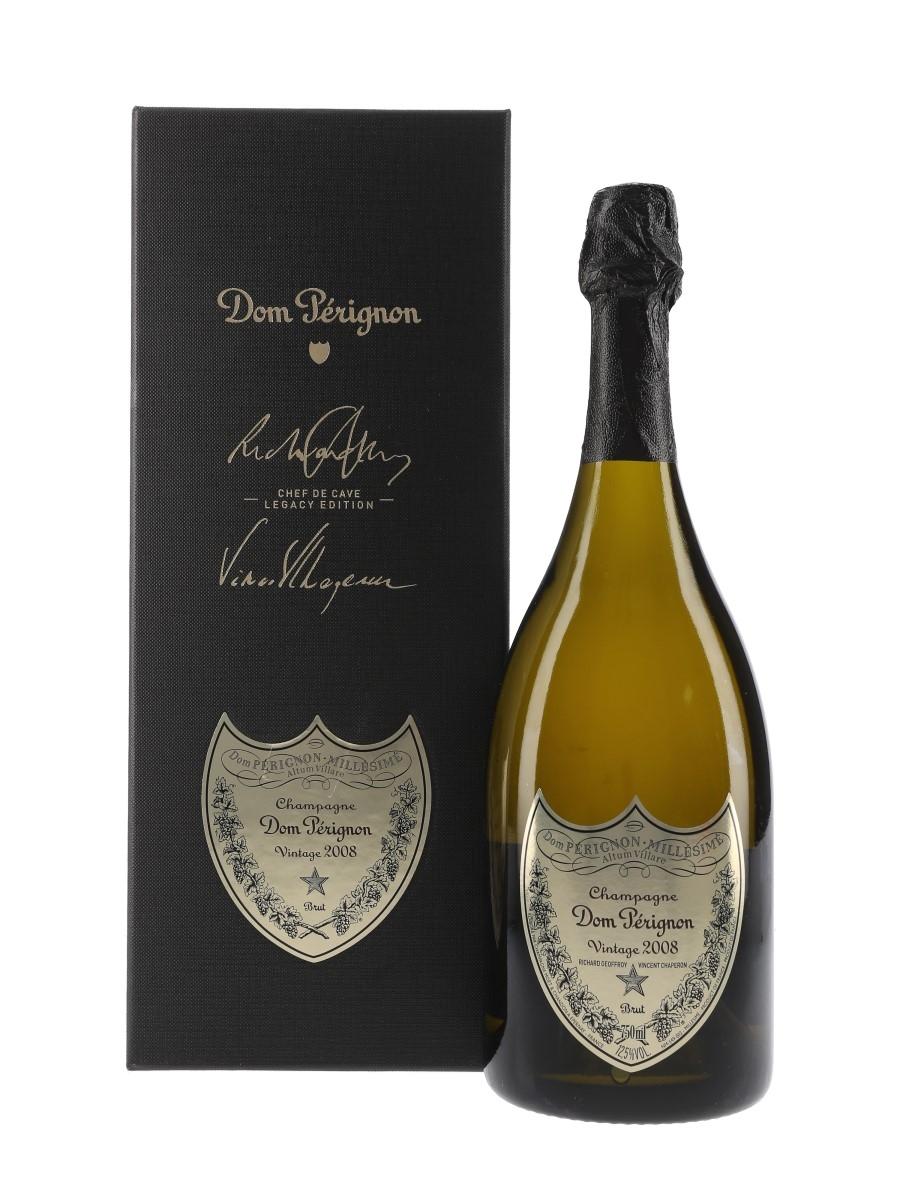 Dom Perignon 2008 Moet & Chandon - Chef de Cave Limited Edition 75cl / 12.5%