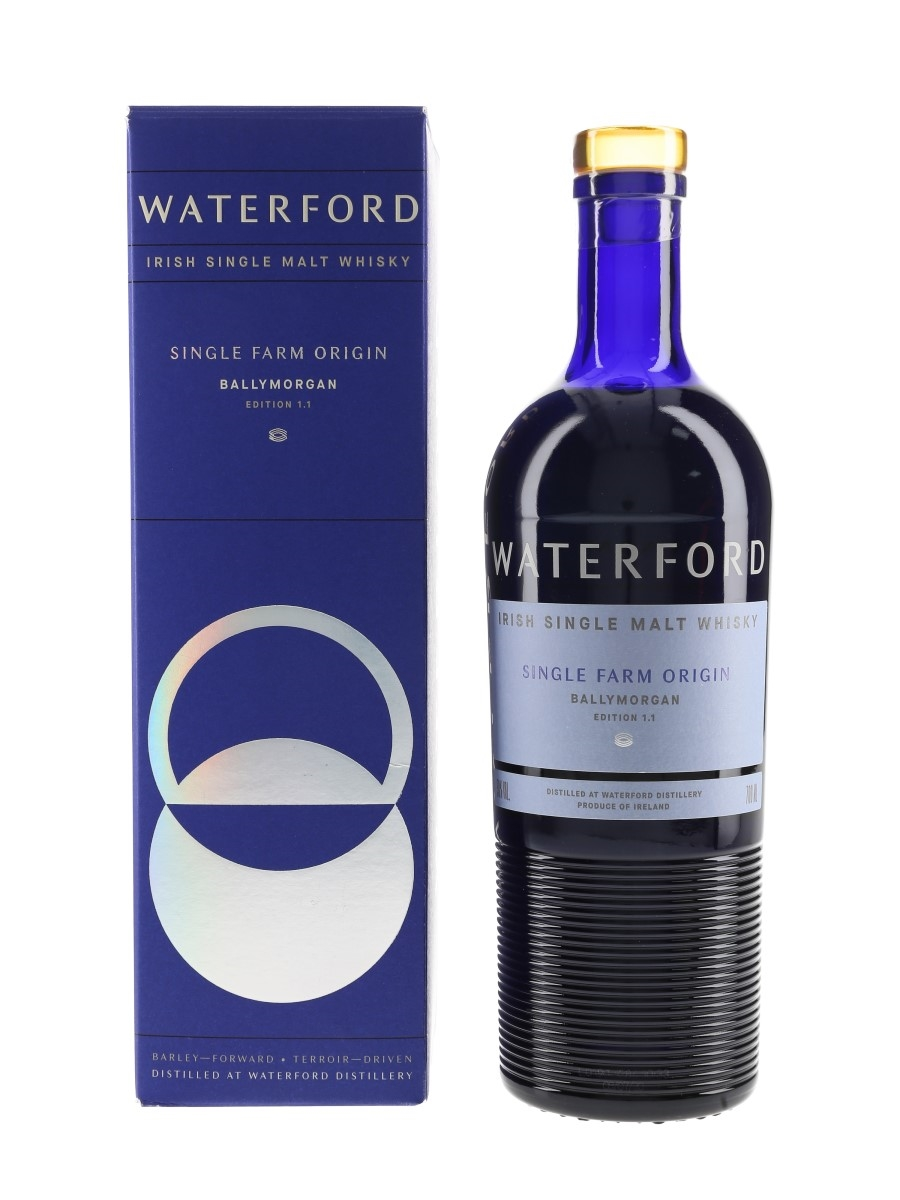 Waterford 2016 Ballymorgan Edition 1.1 Bottled 2020 70cl / 50%