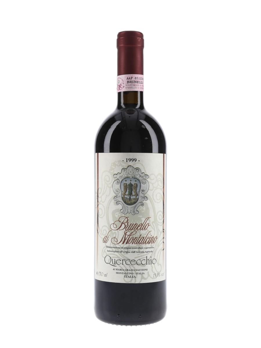 Quercecchio 1999 Brunello di Montalcino Maria Grazia Salvioni 75cl / 13.5%