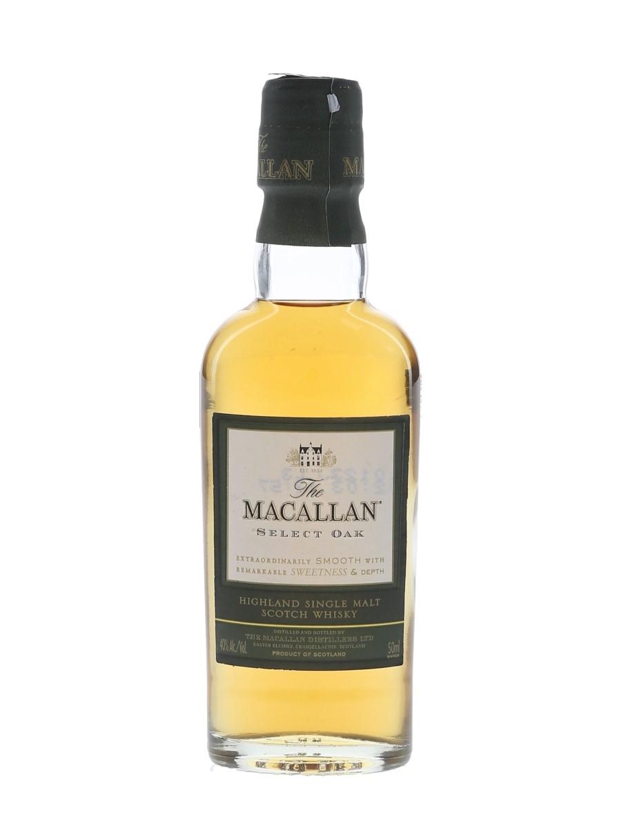 Macallan Select Oak The 1824 Collection 5cl / 40%