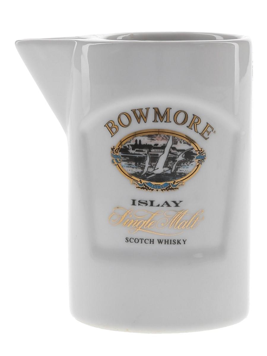 Bowmore Water Jug  9cm Tall