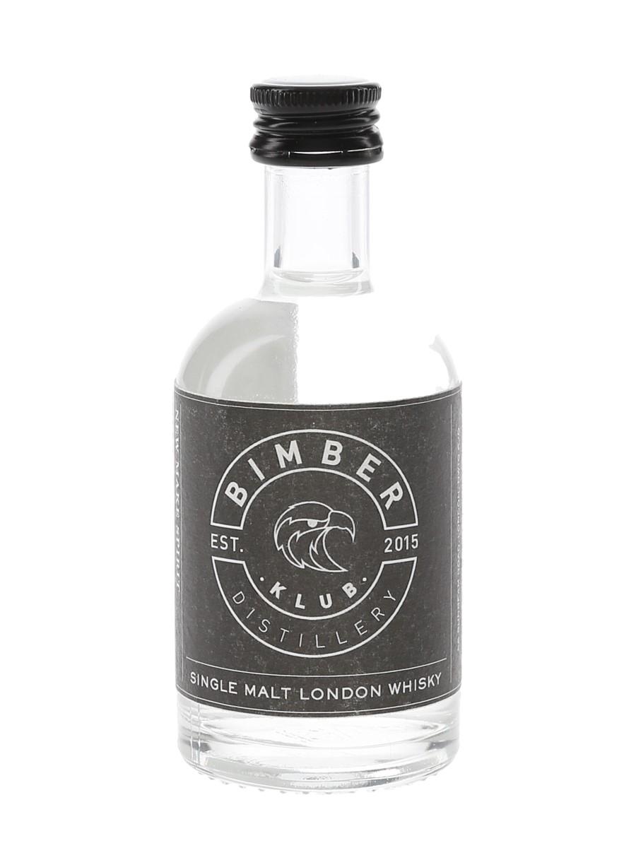 Bimber New Make Spirit  5cl / 63.5%