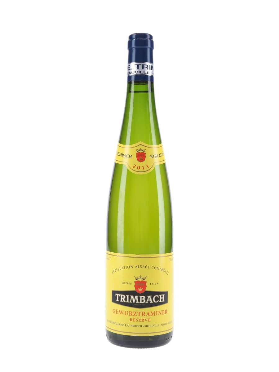 Trimbach Gewurtztraminer Reserve 2011 Alsace 75cl / 14.5%