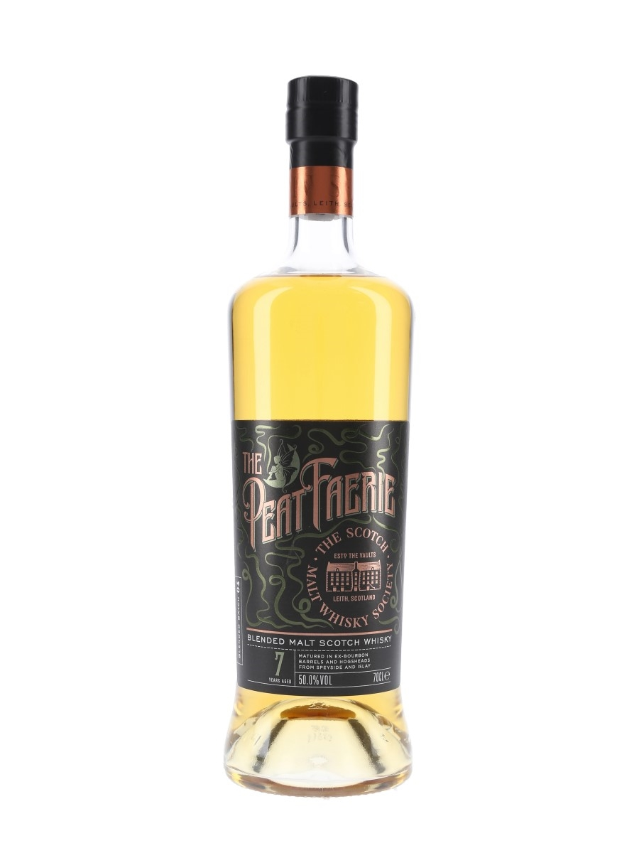 SMWS 7 Year Old The Peat Faerie Jr Blended Batch 04 70cl / 50%