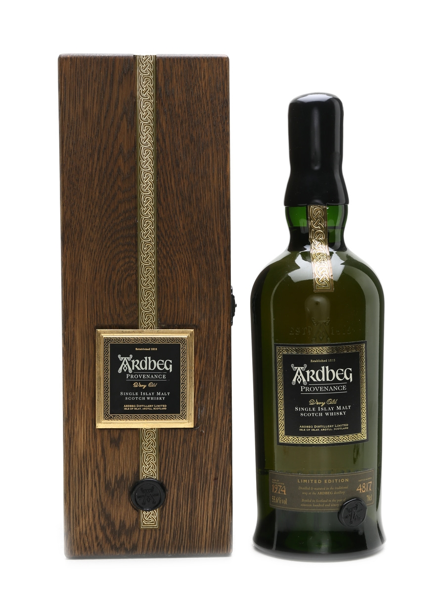 Ardbeg Provenance 1974 Limited Edition 70cl / 55.6%