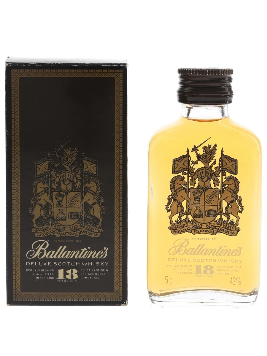 Ballantine's 18 Year Old  5cl / 43%