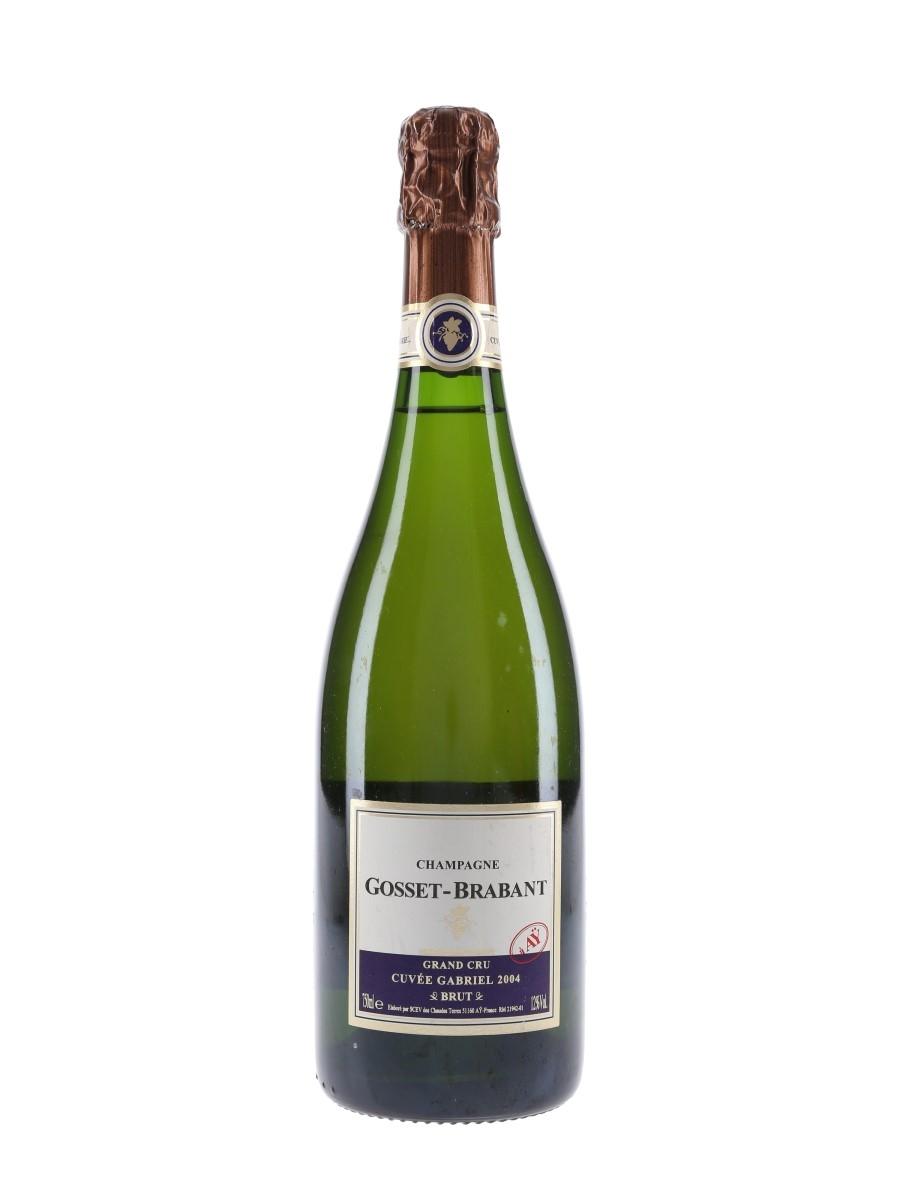 Gosset Brabant Grand Cru 2004 Cuvee Gabriel Champagne  75cl / 12%