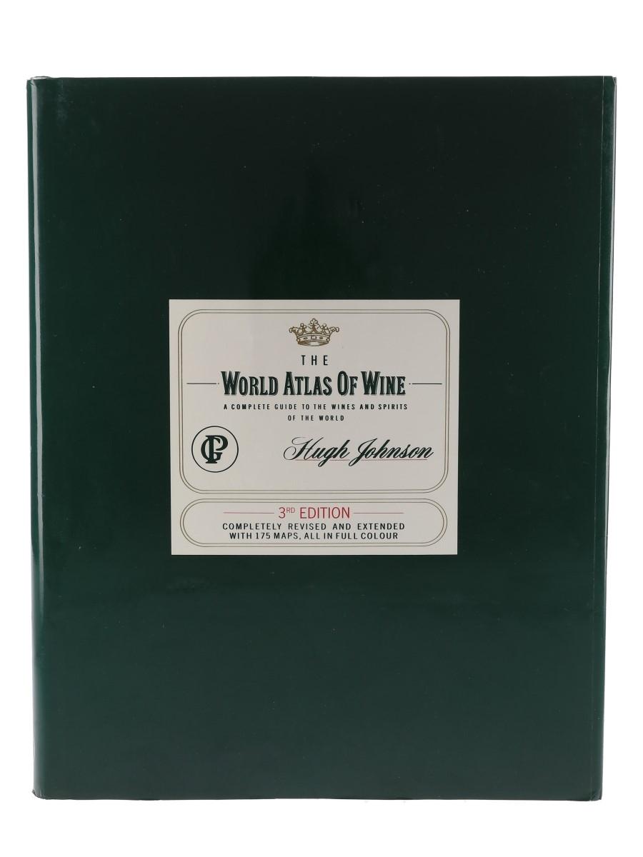 The World Atlas of Wine 3rd Edition Hugh Johnson