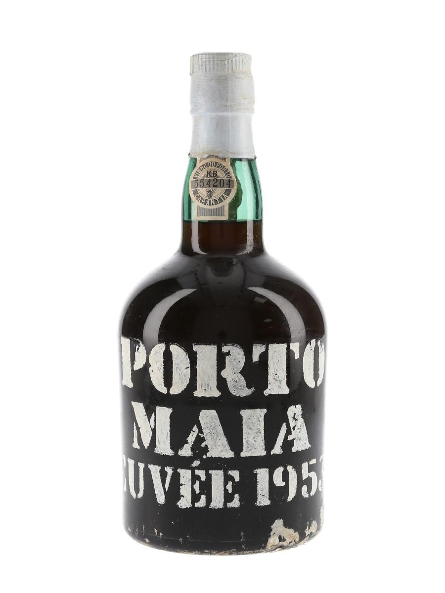 Maia 1953 Colheita Port Bottled 1974 75cl / 20%