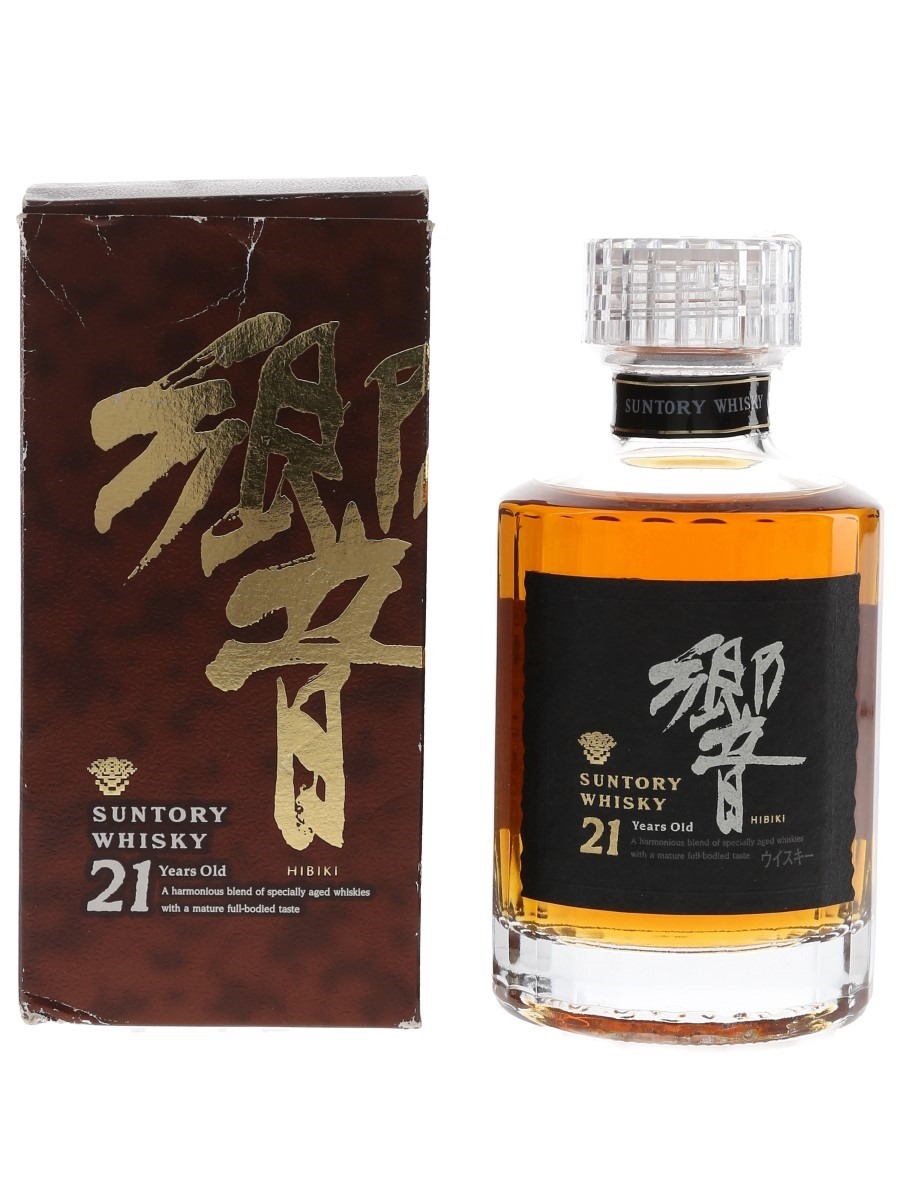 Hibiki 21 Year Old Bottled 2000 18cl / 43%