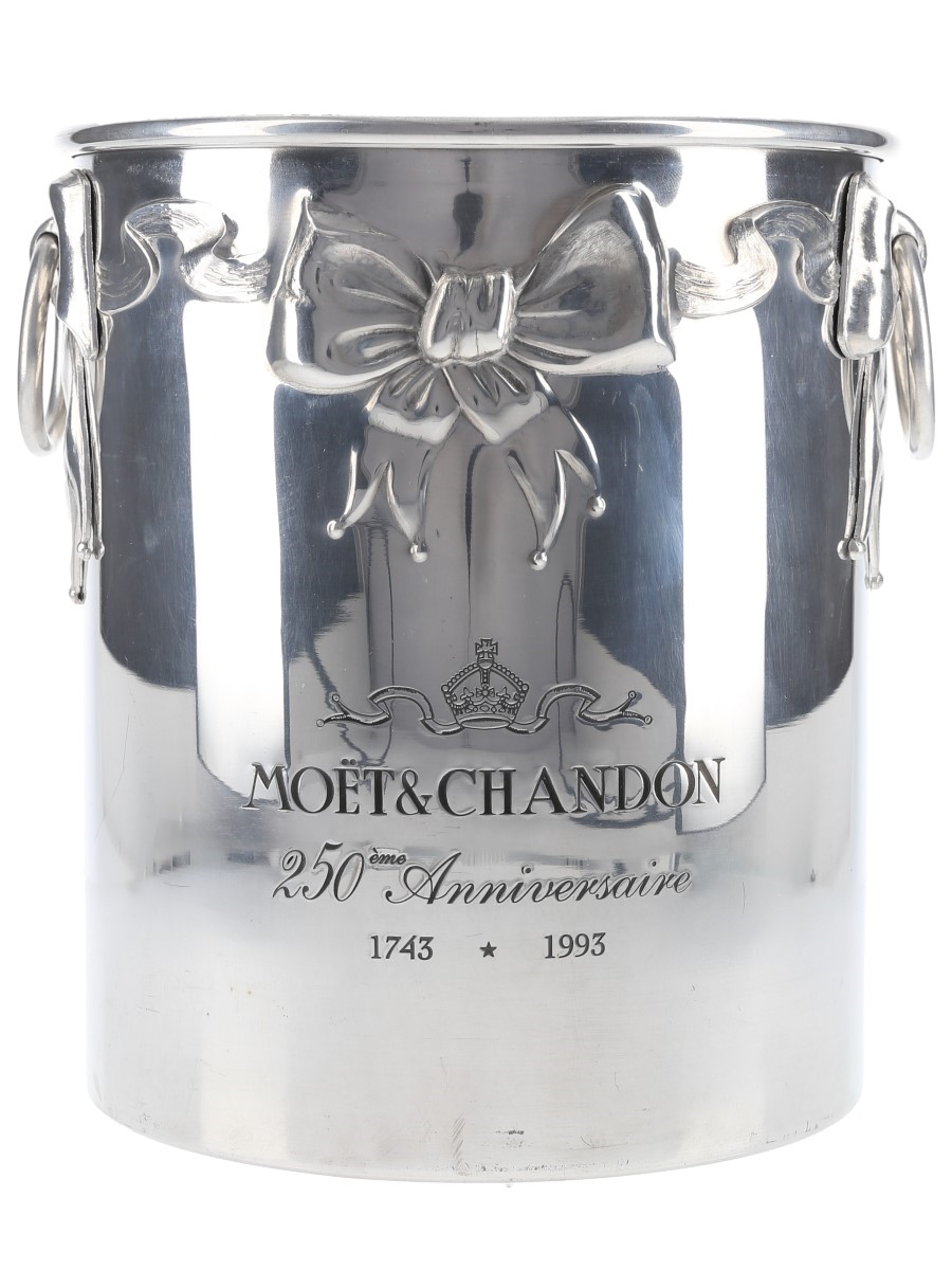 Moet & Chandon 250eme Anniversaire Champagne Bucket  20.5cm Tall