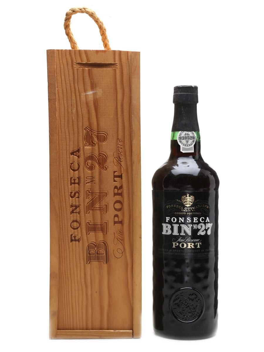 Fonseca Bin No.27 Port  70cl / 20%