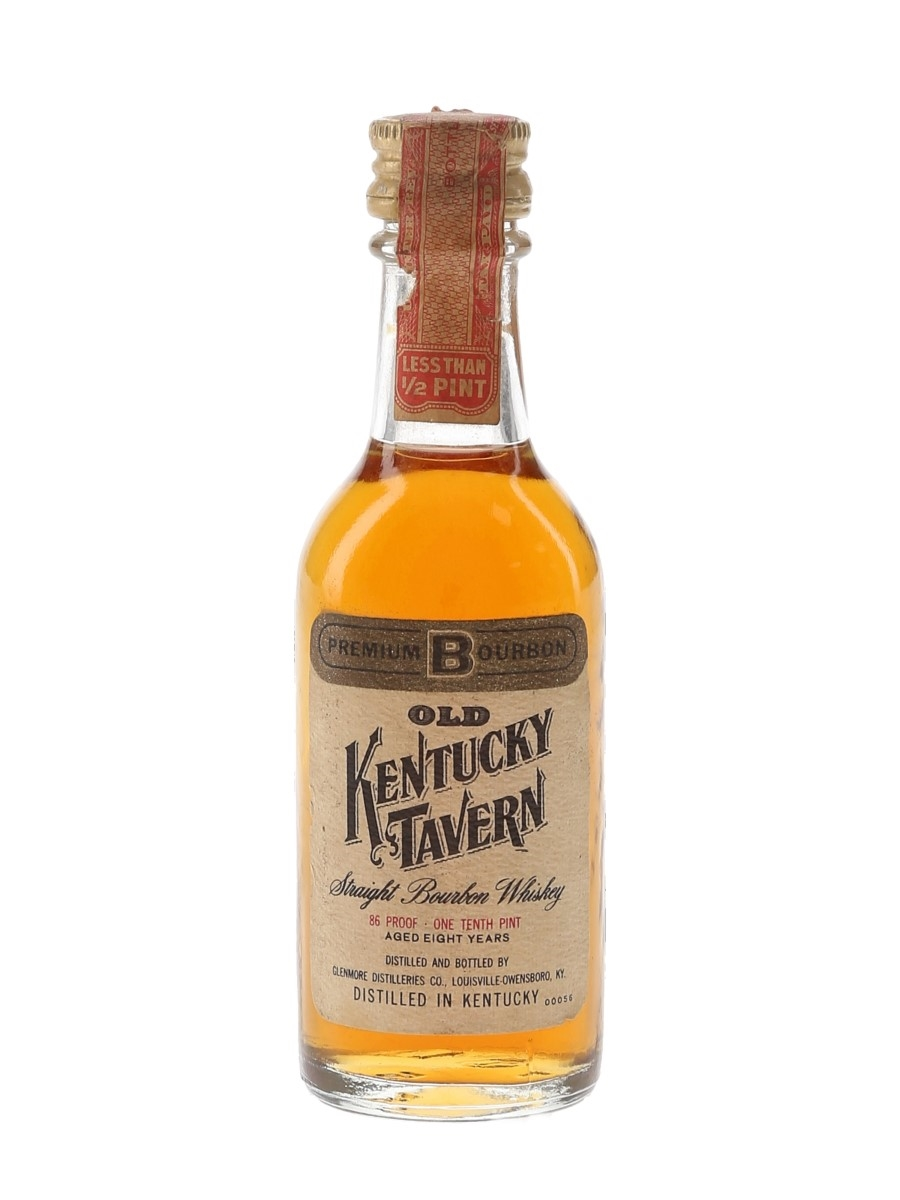 Kentucky Tavern 8 Year Old Bottled 1950s-1960s 5.7cl / 43%