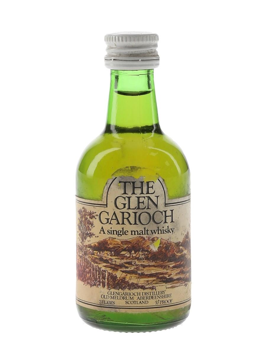 Glen Garioch Bottled 1970s 5.6cl / 40%