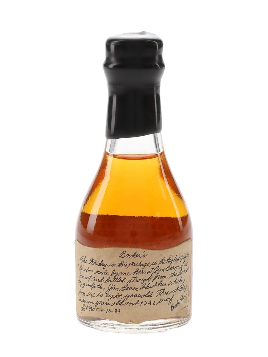 Booker's 7 Year Old  5cl / 62.3%