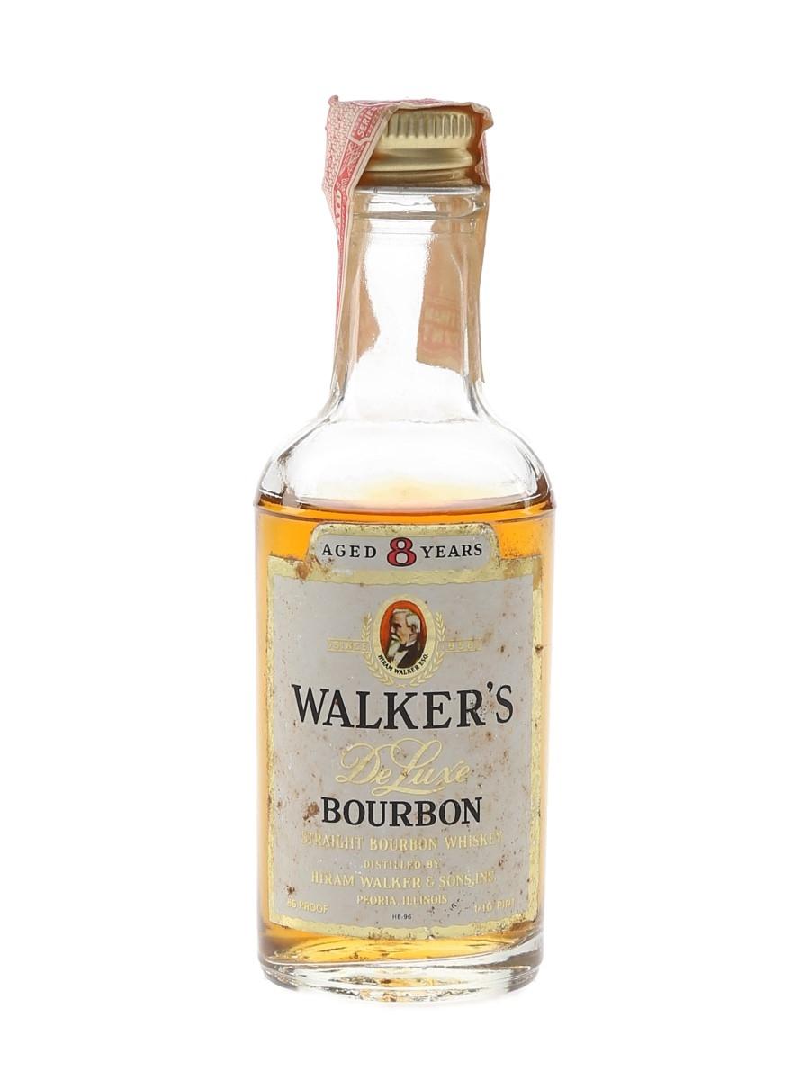 Walker's 8 Year Old Bottled 1970s 4.7cl / 43%