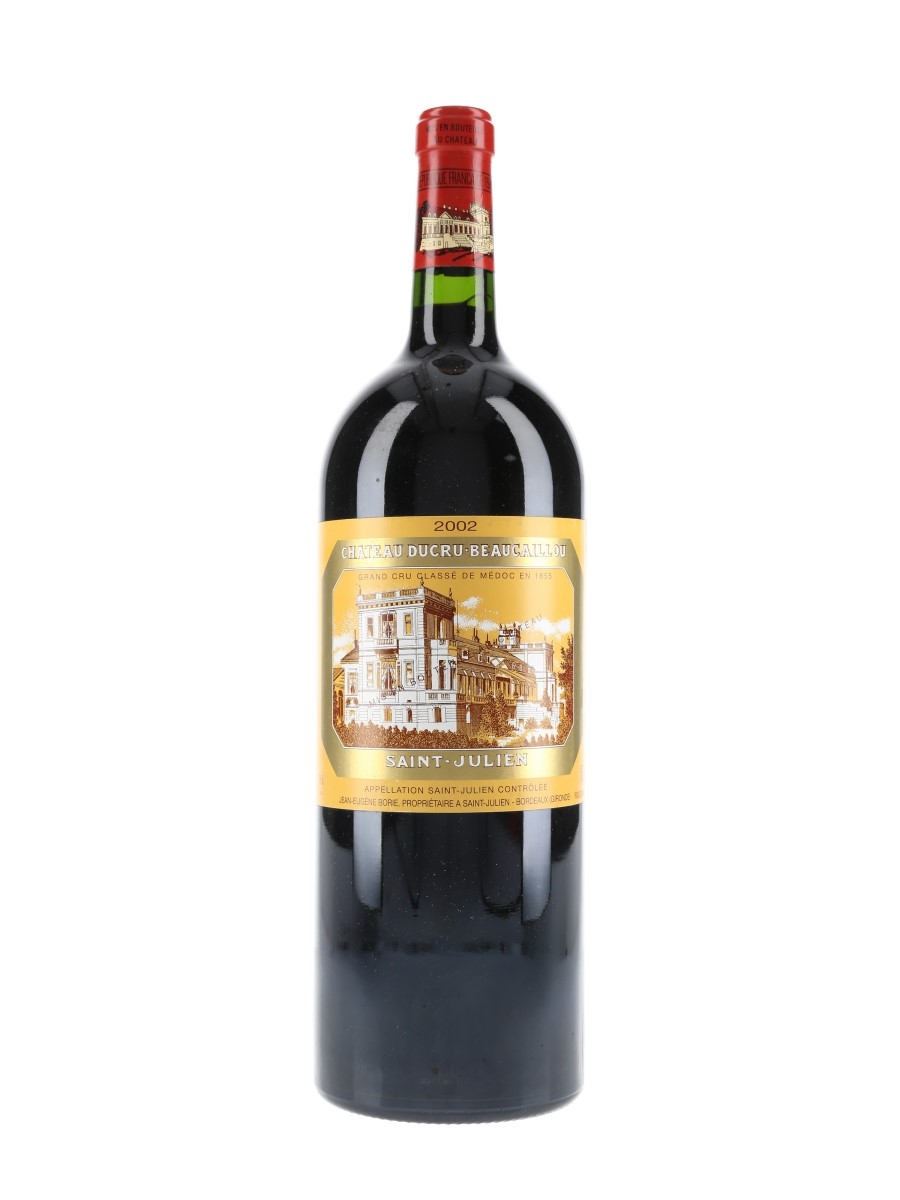 Chateau Ducru Beaucaillou 2002 Large Format - Saint-Julien 150cl / 13%