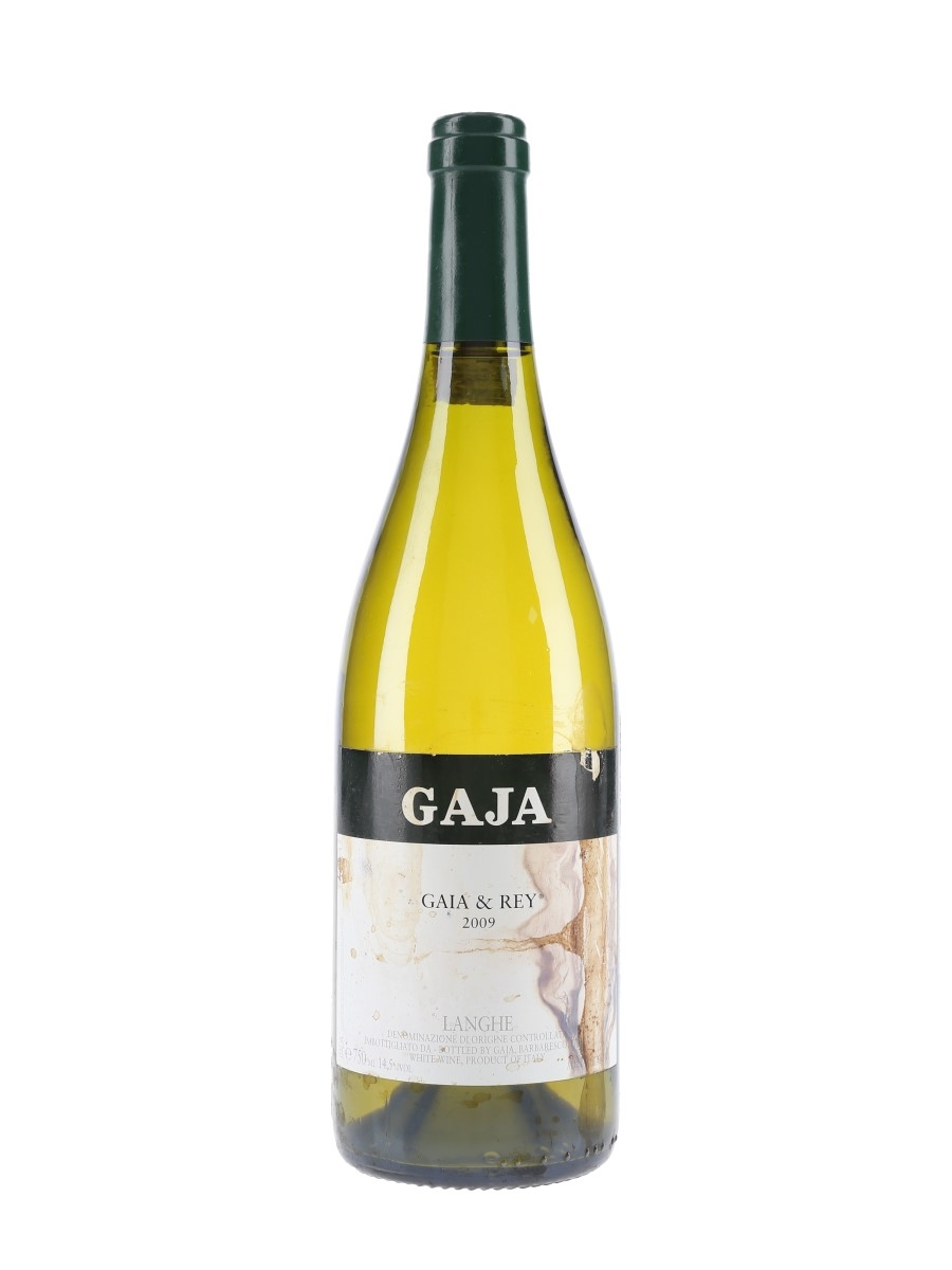 Gaja Chardonnay 2009 Gaia & Rey 75cl / 14.5%