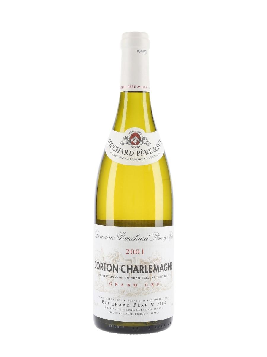 Corton Charlemagne Grand Cru 2001 Bouchard Pere & Fils 75cl / 13.5%