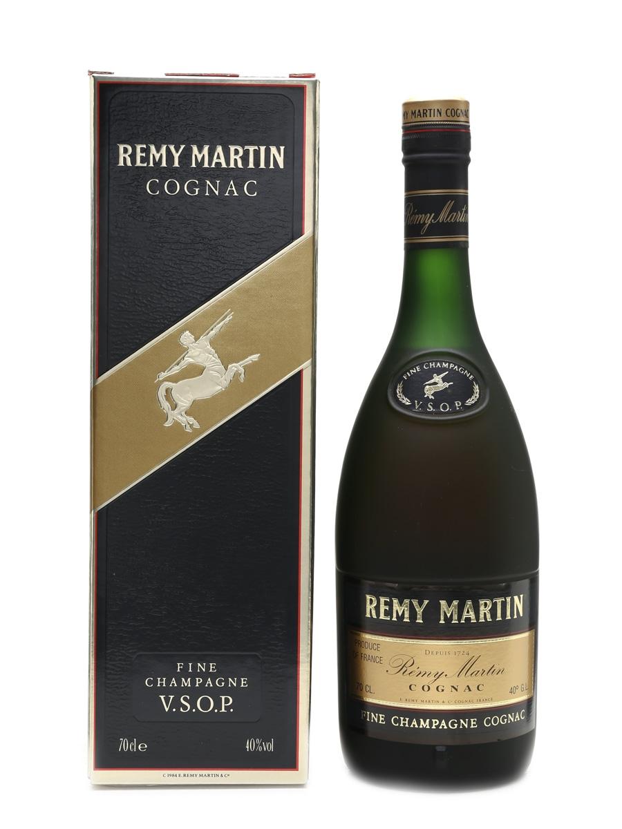 Remy Martin VSOP Cognac Bottled 1980s 70cl / 40%