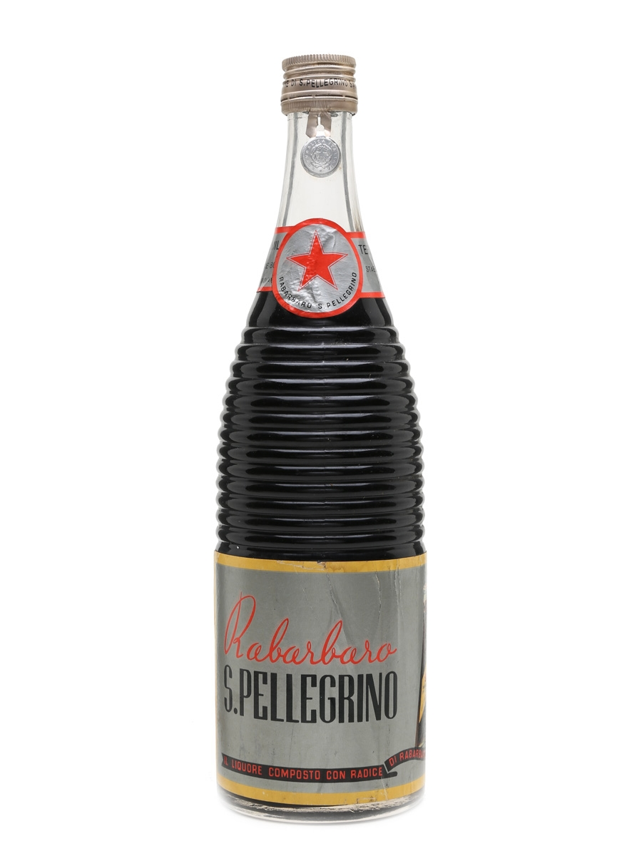 Rabarbaro S. Pellegrino Bottled 1960s 100cl / 18%