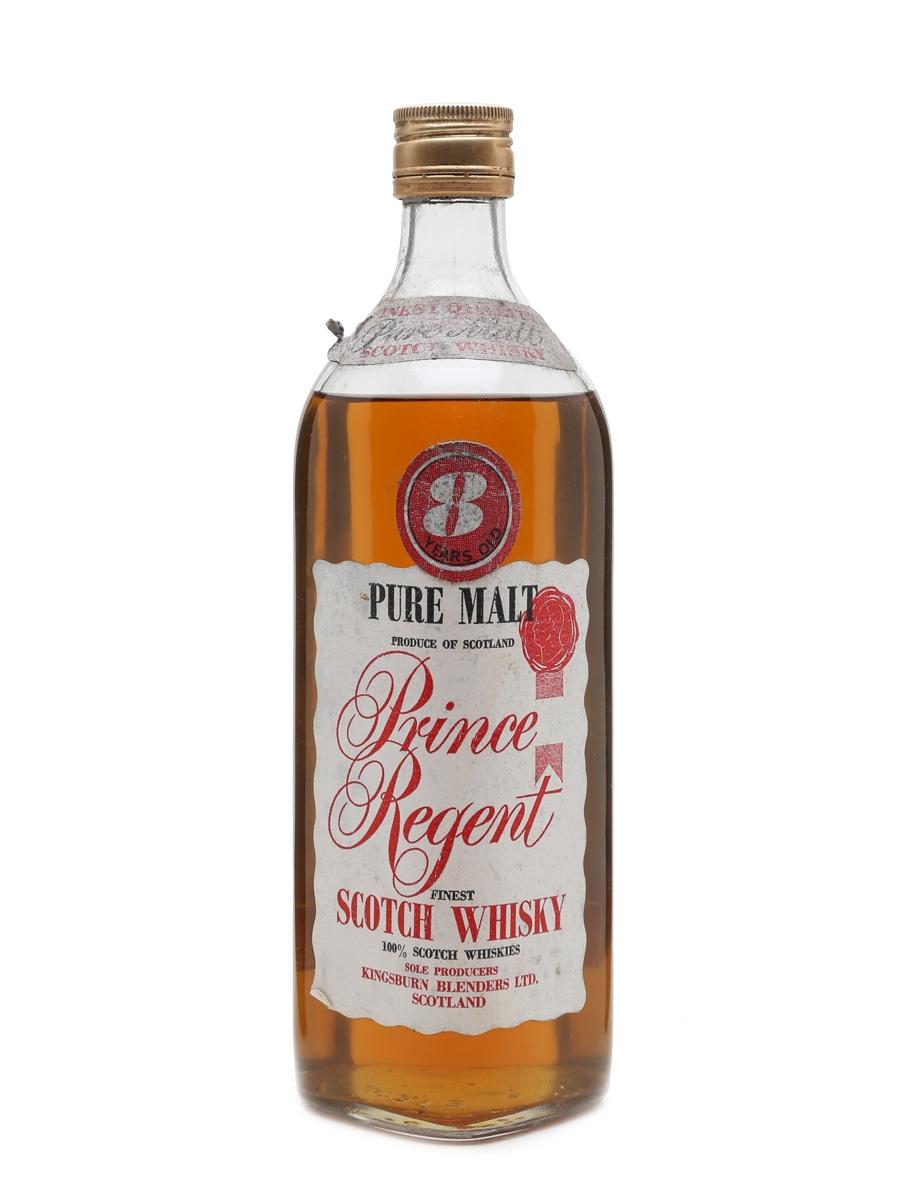 Prince Regent 8 Year Old Pure Malt 75cl