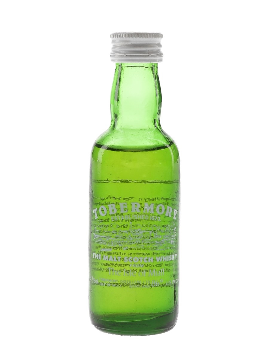 Tobermory Bottled 1980s - US Market 5cl / 43%