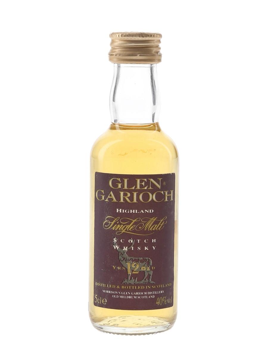 Glen Garioch 12 Year Old Bottled 1990s 5cl / 40%