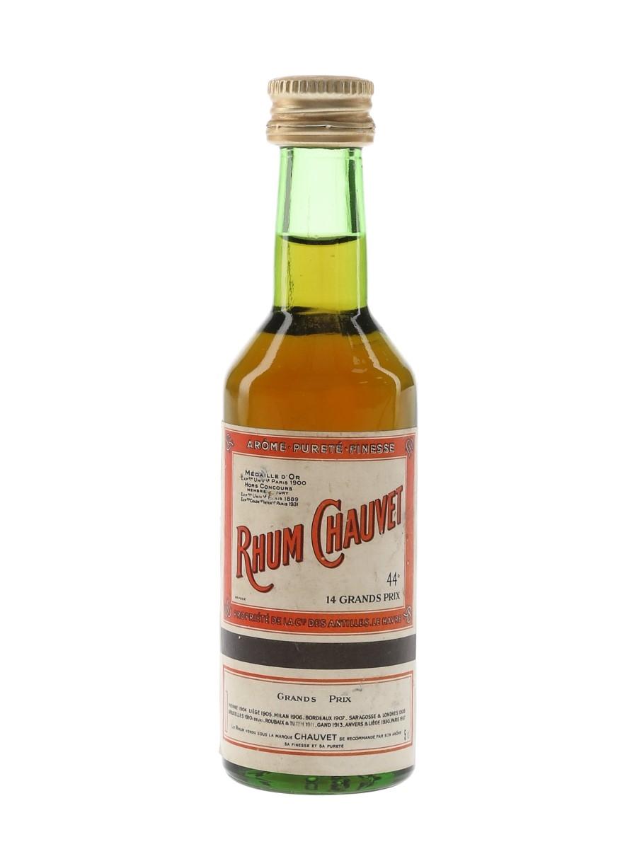 Rhum Chauvet  5cl / 44%
