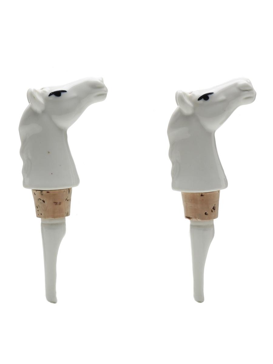 Horses Head Ceramic Pourers