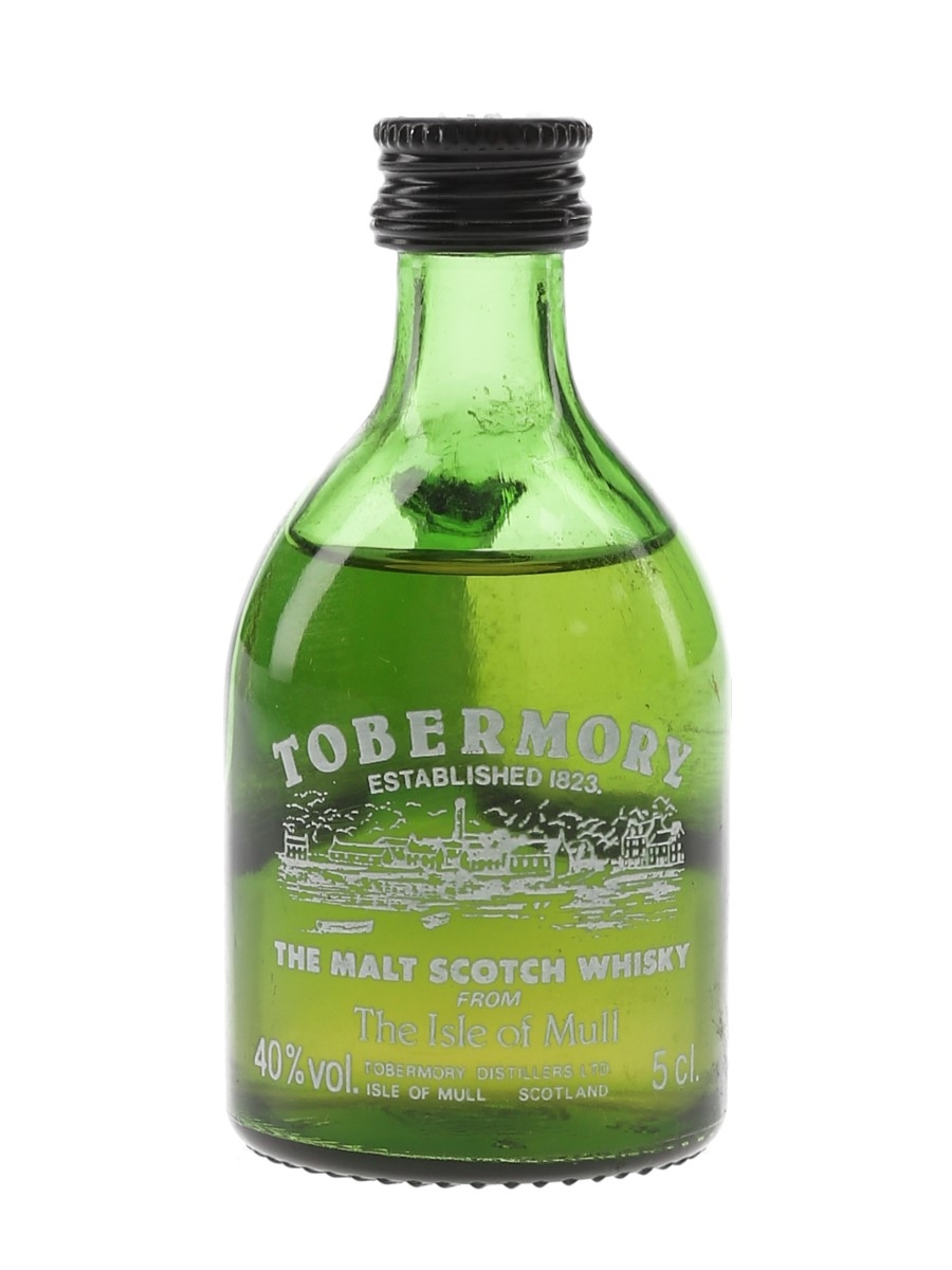 Tobermory Bottled 1980s-1990s 5cl / 40%