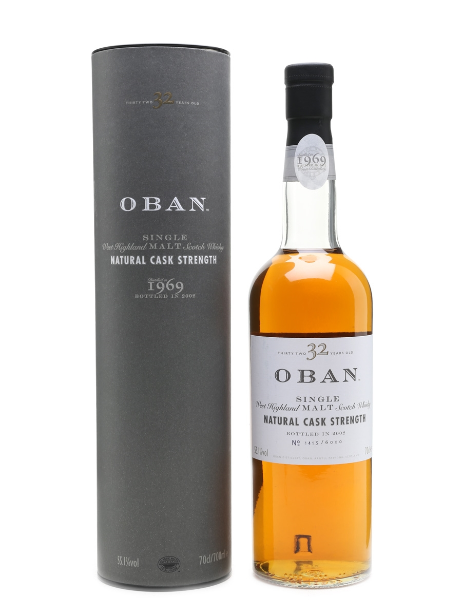 Oban 1969 32 Year Old 70cl / 55.1%