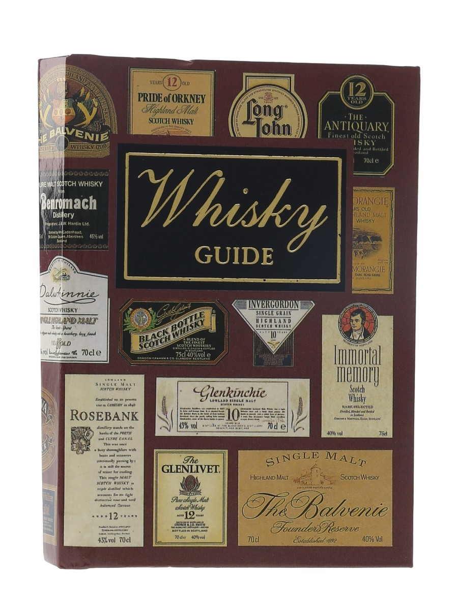 Whisky Guide Carol P. Shaw