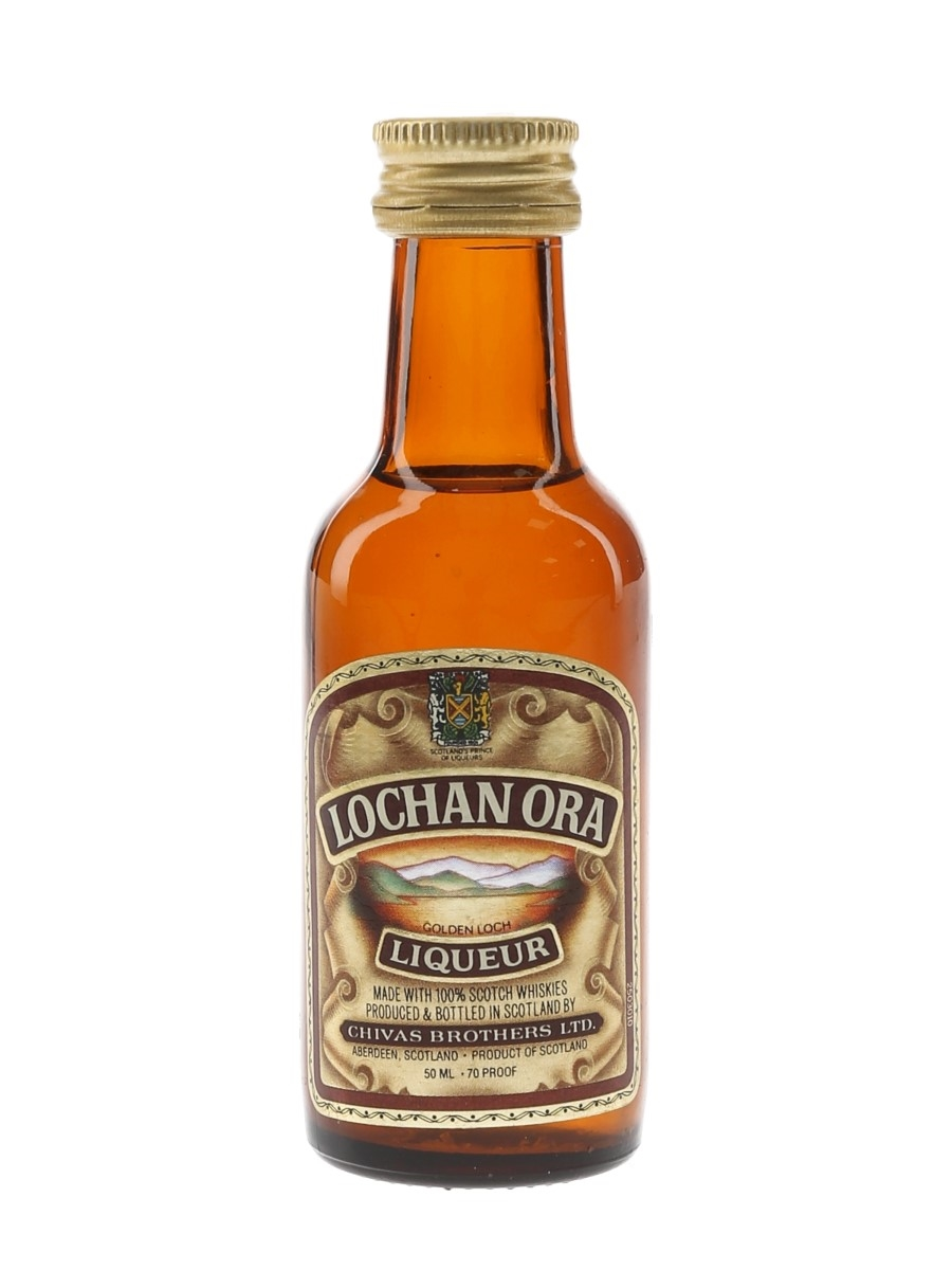 Lochan Ora Bottled 1970s-1980s 5cl / 35%