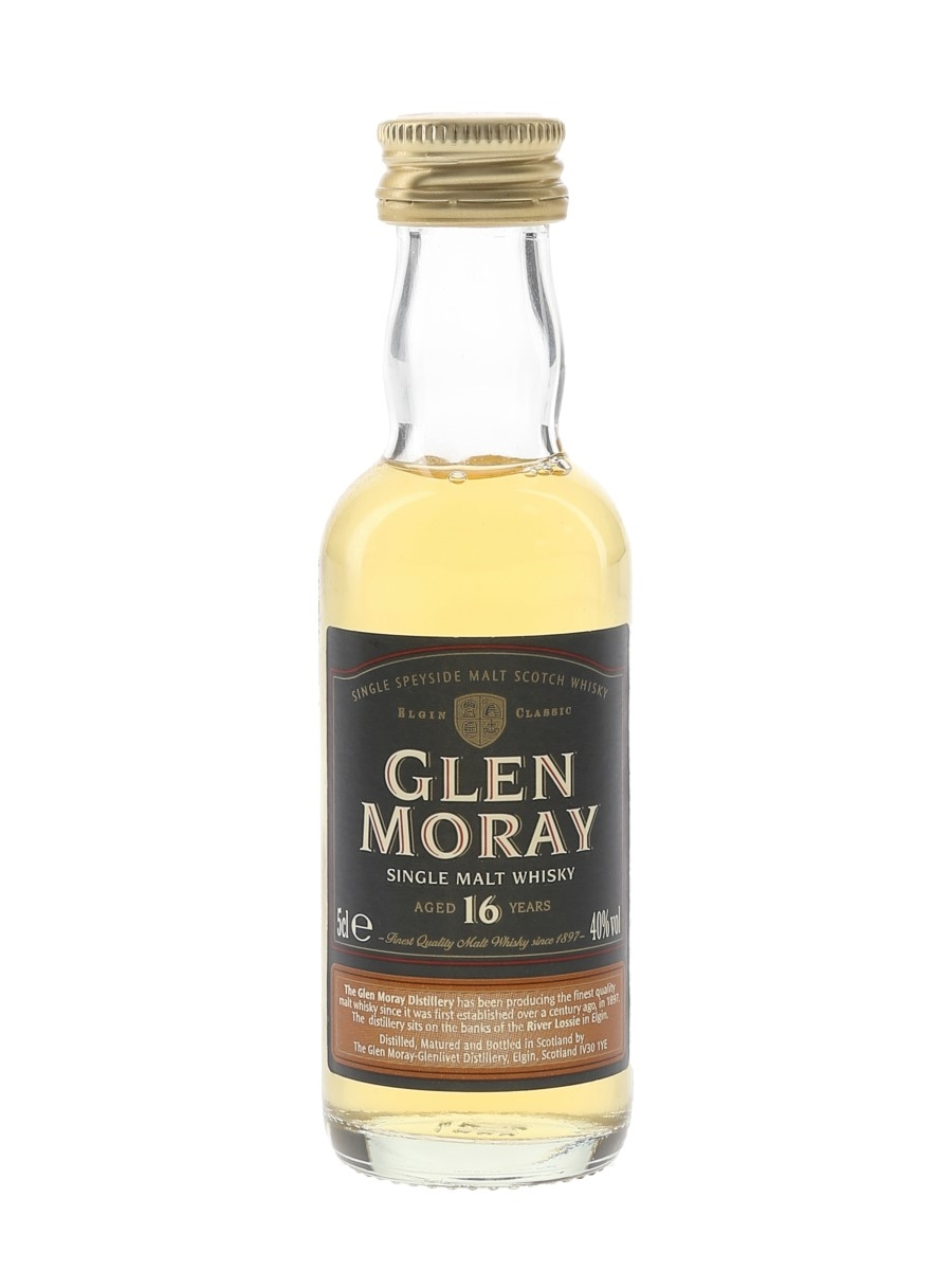 Glen Moray 16 Year Old  5cl / 40%