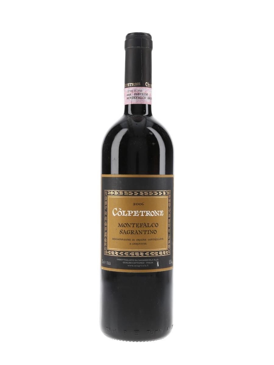 Colpetrone 2006 Sagrantino Di Montefalco DOCG 75cl / 15.5%