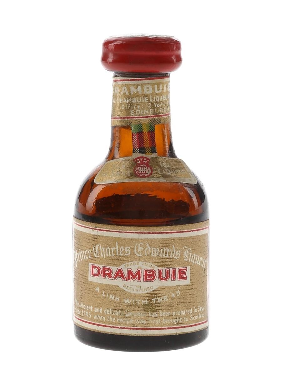 Drambuie Bottled 1950s 3cl / 40%