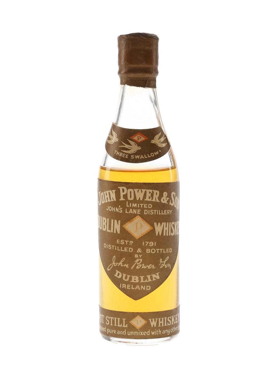 John Power & Son Bottled 1950s 7cl / 40%
