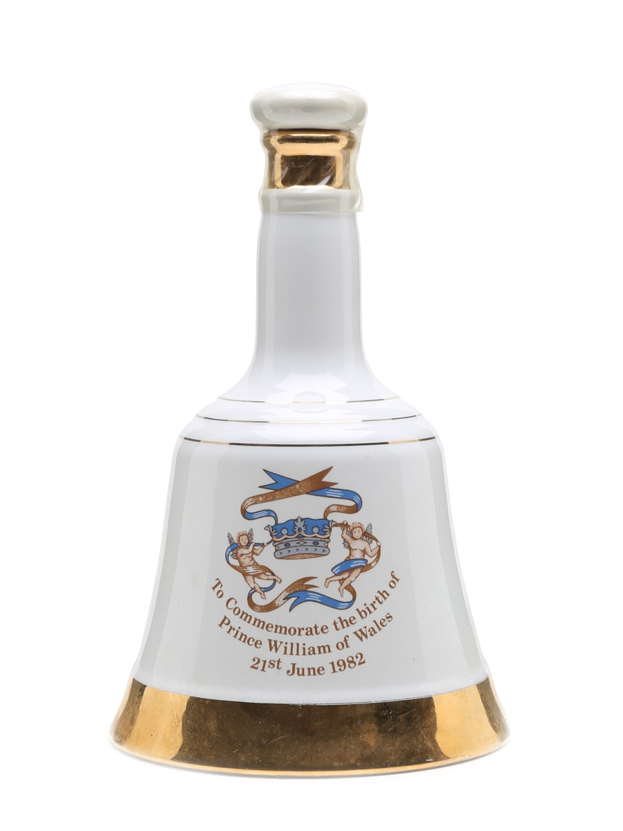 Bell's Decanter Prince William 1982 50cl / 40%