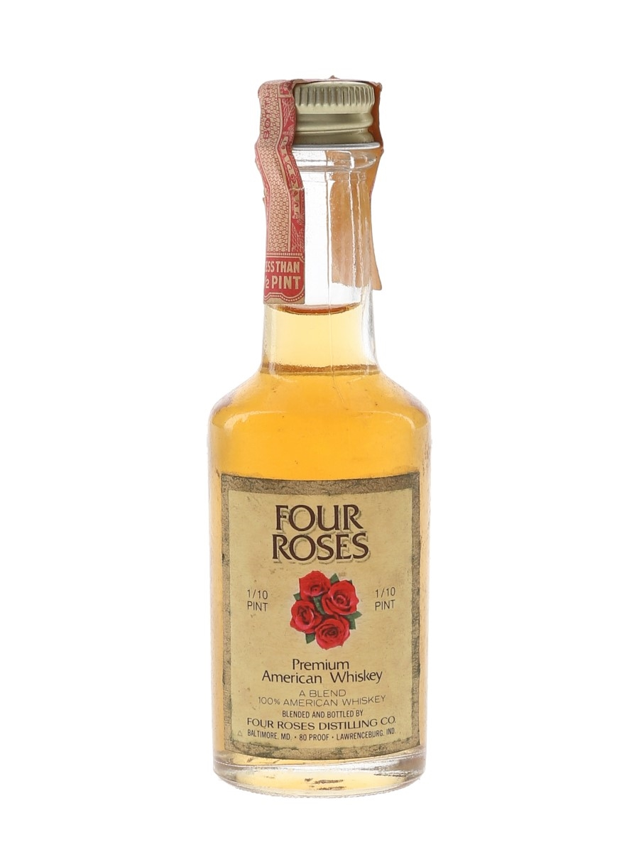 Four Roses Bottled 1970s 4.7cl / 40%
