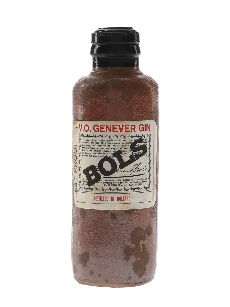 Bols Very Old Genever  10cl / 37.7%